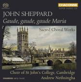 Album artwork for Sheppard: Sacred Choral Works / Sty. John's