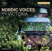 Album artwork for Victoria: Motets