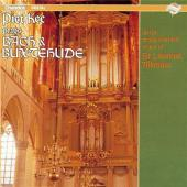 Album artwork for BUXTEHUDE: ORGAN WORKS