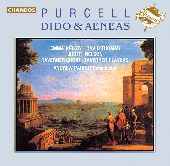 Album artwork for Purcell: DIDO & AENEAS / Kirkby, Thomas