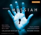 Album artwork for Handel: Messiah / Hickox, Terfel, Langridge, Rodge