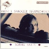 Album artwork for French Harpsichord Music