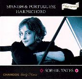 Album artwork for Spanish Harpsichord Music: Sophie Yates
