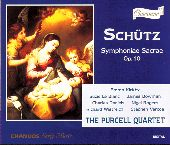 Album artwork for Schutz: Symphoniae Sacrae