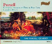 Album artwork for PURCELL: COMPLETE SONATAS OF 3 & 4 PARTS/ PAVANS