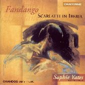 Album artwork for FANDANGO -  SCARLATTI IN IBERIA