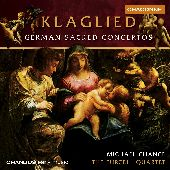 Album artwork for KLAGLIED - GERMAN SACRED CONCERTOS