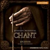 Album artwork for RUSSIAN MEDIEVAL CHANT