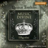 Album artwork for MUSIC DIVINE / Parts-songs of Tomkins