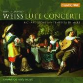 Album artwork for WEISS - LUTE CONCERTI