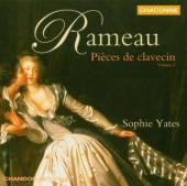 Album artwork for RAMEAU: PIECES DE CLAVECIN, VOL. 2
