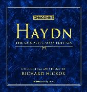 Album artwork for HAYDN: COMPLETE MASS EDITION