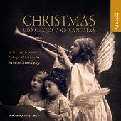 Album artwork for Christmas Concertos and Cantatas