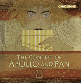 Album artwork for The Contest of Apollo and Pan