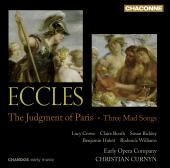 Album artwork for Eccles: The Judgement of Paris