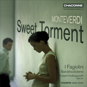 Album artwork for Monteverdi: Sweet Torment