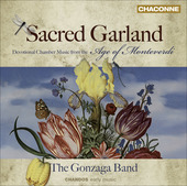 Album artwork for Gonzaga Band: Sacred Garland, Devotional Chamber M