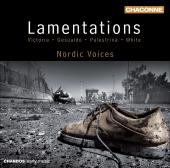 Album artwork for Nordic Voices: Lamentations