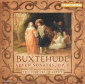 Album artwork for Buxtehude: Seven Sonatas / Purcell Quartet