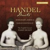 Album artwork for Handel Duets: Joshua / Connolly