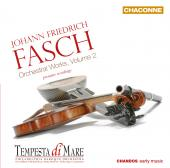 Album artwork for Fasch: Orchestral Works, Vol. 2