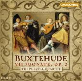 Album artwork for Buxtehude: Trio Sonatas