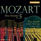 Album artwork for Mozart: Duo Sonatas, Vol. 5