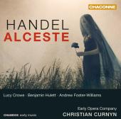 Album artwork for Handel: Alceste, Incidental Music