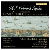 Album artwork for Purcell, Humfrey: Anthems