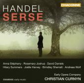 Album artwork for Handel: Serse / Stephany, Curnyn