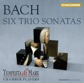 Album artwork for J.S. Bach: Six Trio Sonatas