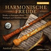 Album artwork for Harmonisches Freude - Baroque Oboe, Trumpet, Organ