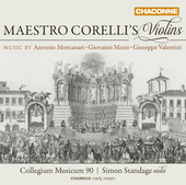 Album artwork for Maestro Corelli's Violins