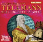 Album artwork for Telemann: The Concerti-en-Suite