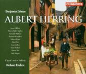 Album artwork for Britten: Albert Herring / Hickox, Gilchrist, Steph