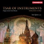 Album artwork for Tsar of Instruments / Organ Music from Russia