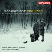 Album artwork for Rachmaninov: The Rock, Isle of the Dead/ Polyansky