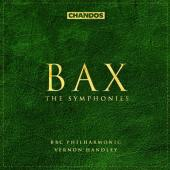 Album artwork for BAX: THE SYMPHONIES