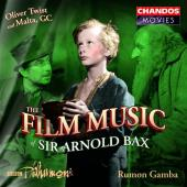 Album artwork for FILM MUSIC OF SIR ARNOLD BAX, THE