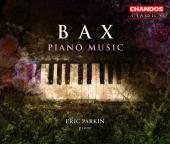 Album artwork for Bax: Piano Works (Parkin)