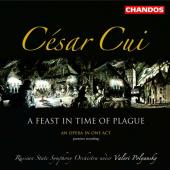 Album artwork for CUI - FEAST IN TIME OF PLAGUE, A