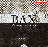 Album artwork for BAX: ORCHESTRAL WORKS, VOLUME 7