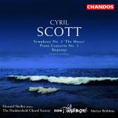 Album artwork for C. Scott: SYMPHONY NO. 3 ' THE MUSES '