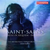 Album artwork for SAINT-SAENS - MESSE DE REQUIEM