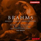 Album artwork for BRAHMS: RINALDO