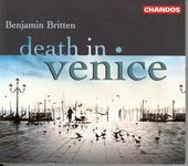 Album artwork for Britten: Death in Venice / Hickox, Chance