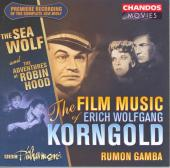 Album artwork for FILM MUSIC OF ERICH KORNGOLD, THE