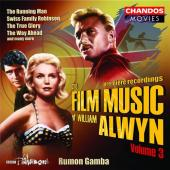 Album artwork for FILM MUSIC OF WILLIAM ALWYN, THE, VOLUME 3