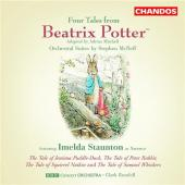 Album artwork for MCNEFF: FOUR TALES FROM BEATRIX POTTER