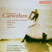 Album artwork for Carwithen: CONCERTO FOR PIANO AND STRINGS / BISHOP
